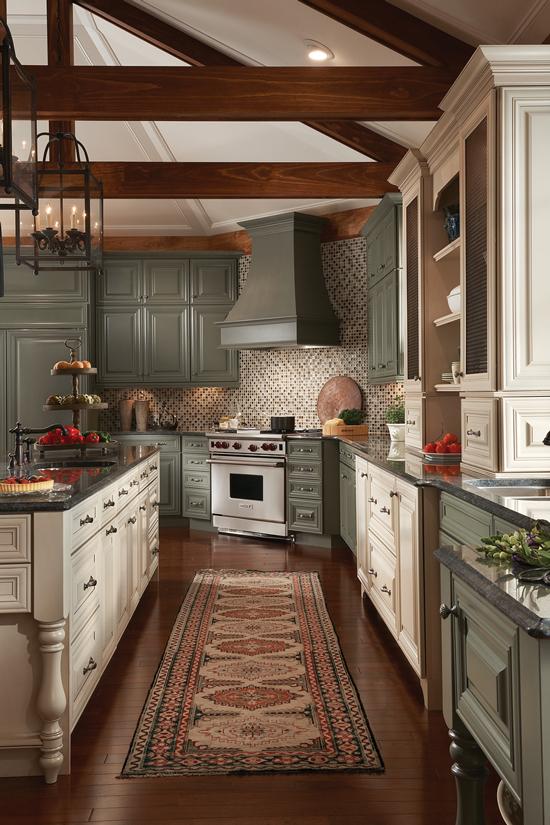 Delightful KraftMaid Kitchen Cabinet Gallery